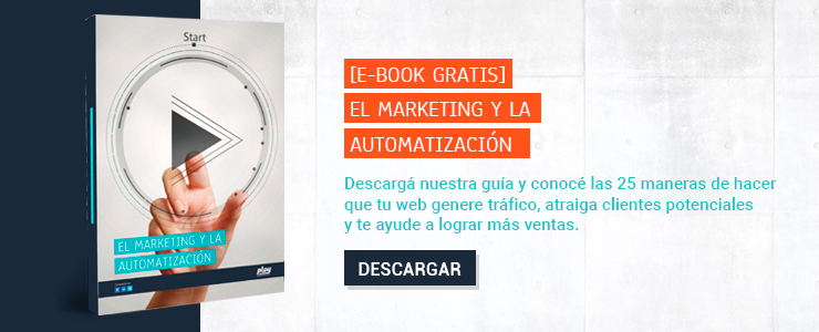 DESCARGÁ TU E-BOOK:   PRIMEROS PASOS EN EL INBOUND MARKETING