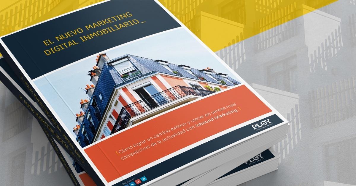 Ebook gratis de marketing digital inmobiliario