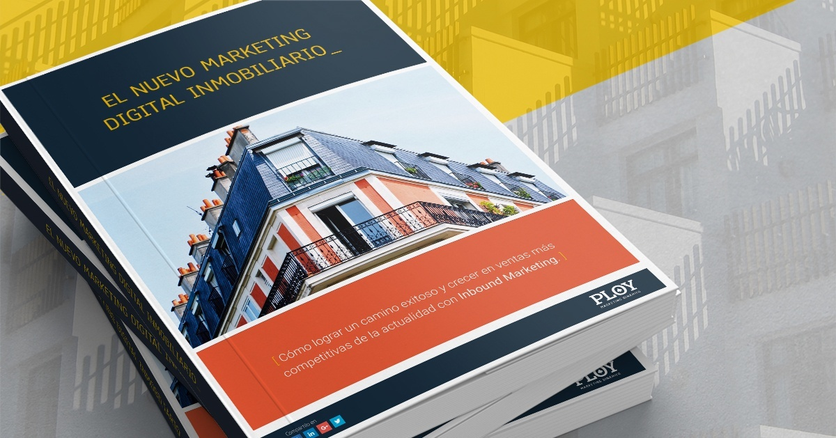 Ebook gratis de marketing digital inmobiliario