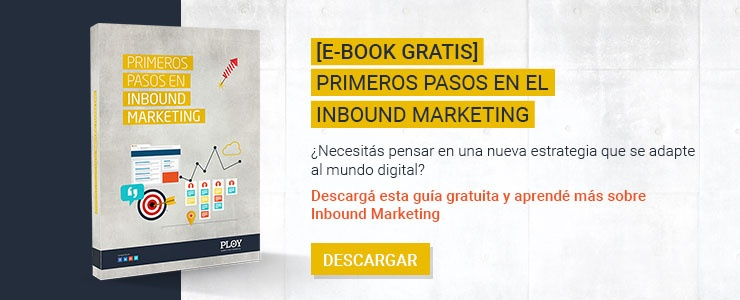 Primeros pasos en Inbound Marketing